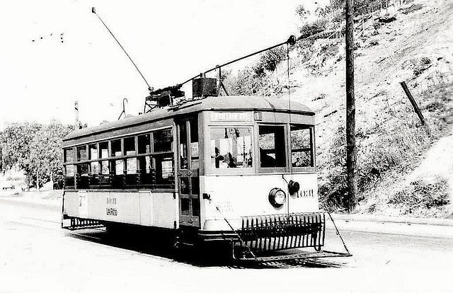 Birney Safety Car #1031 (Type G) at Gage and Blanchard