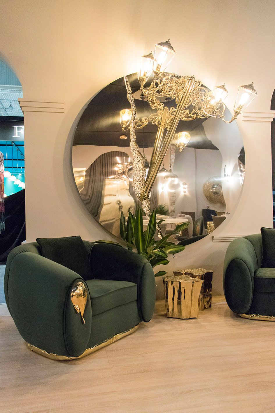 Monsyeur Is In Paris To Show You What Is Happening At One Of The Biggest Design Fairs In The World Maison Et Objet Decoration Maison Mobilier De Luxe