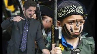 (11) مرتد مغربي يهاجم الاسلام والمسلمين على قناة فرانس24 وهذا ما قاله عن داعش وعن ملك المغرب - YouTube