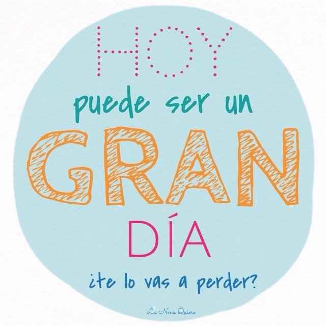 Anímate todos los días con La Nena Quiere! www.lanena-quiere.blogspot.com