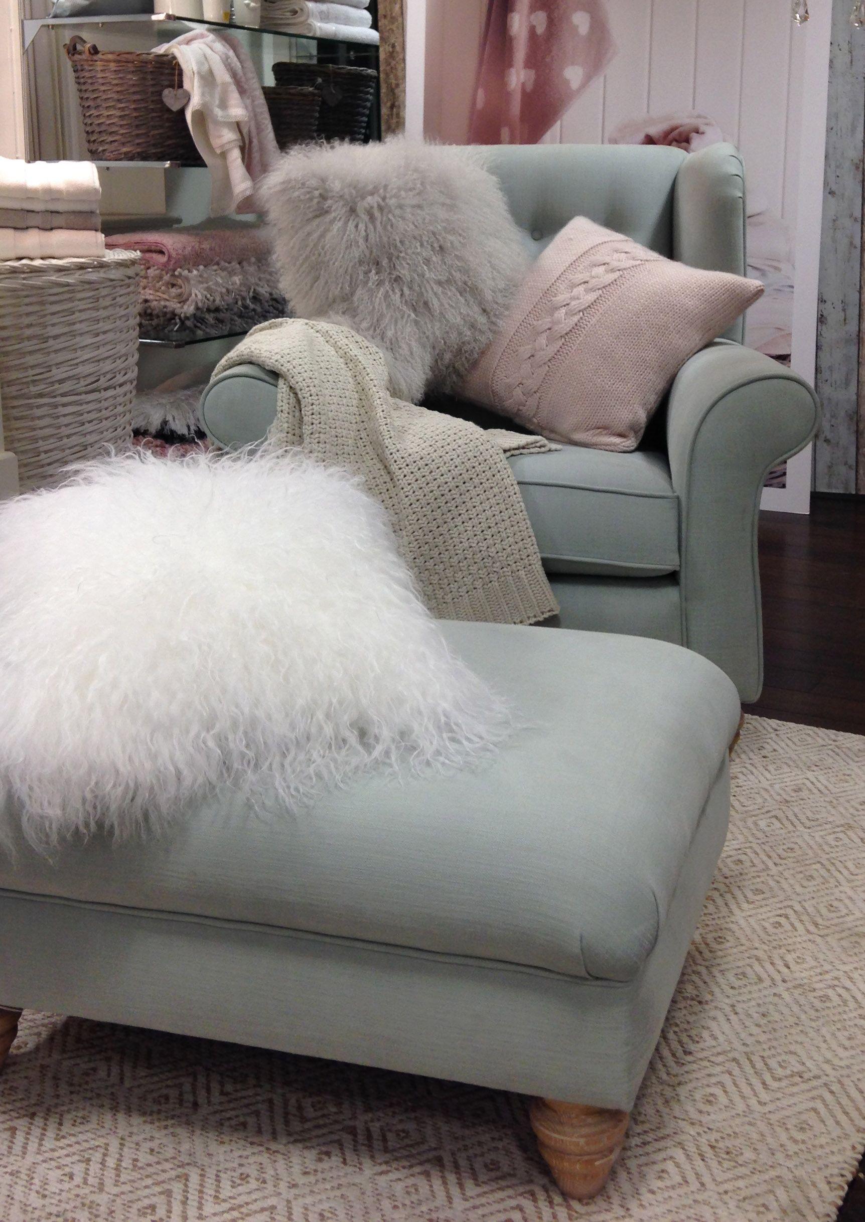 BHS HOME Mint chair knit cushions Throw pastel colour collection & BHS HOME SS14 Primrose Hill Arm Chair cushions Pastel   VISUAL ...