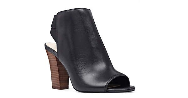NINE WEST Womens Zofee Suede Ankle Boot