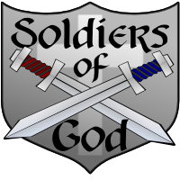 Free Bible School Materials: Soldiers of God. Site has tons of ideas.
