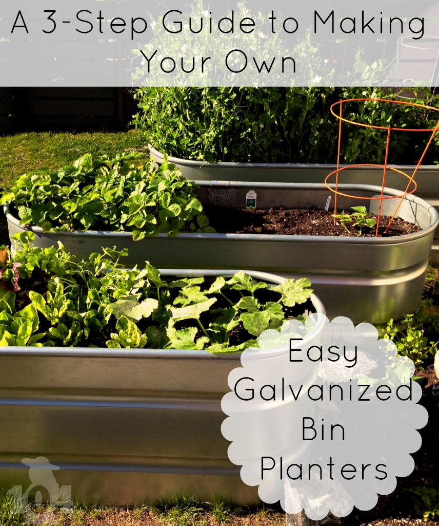 are you looking for an easy way to get your garden started