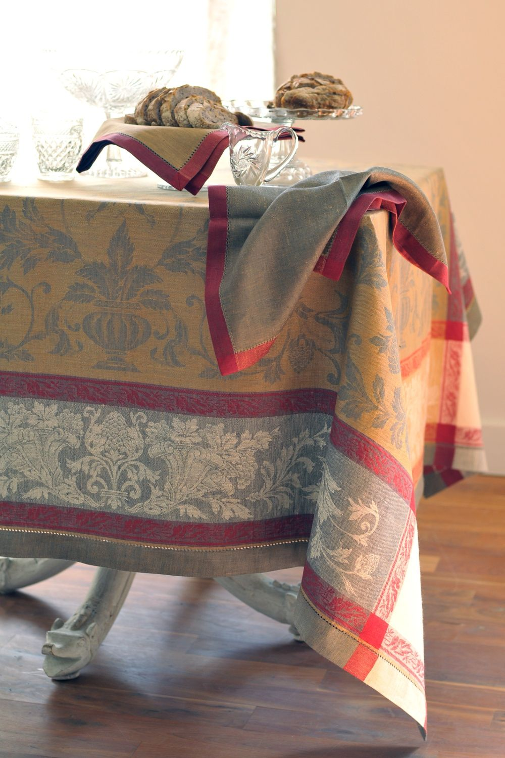 Provence Soleil French Tablecloths French Provence Dishtowels Provence Fabrics French Fabrics Provence Fabrics Pr French Fabric Table Cloth Table Linens