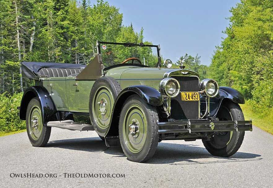 The 37th Annual New England Auto Auction at Owls Head: This Ex ...
