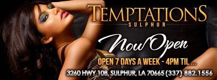 Temptations sulphur la