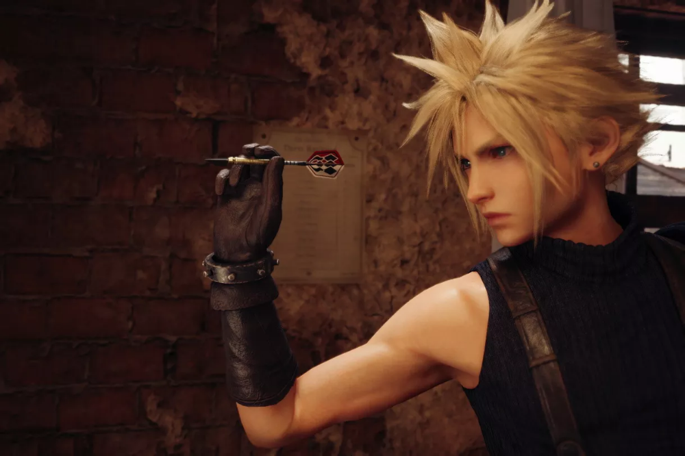 Final Fantasy 7 Remake Demo Leaks Revealing A Much Anticipated Character And Outfit Polygon Final Fantasy Vii Remake Final Fantasy Vii Final Fantasy Cloud