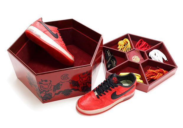 Clot Nike Collab History Sneakernews Com Black And Red Room Makeover Inspiration Box Packaging Design