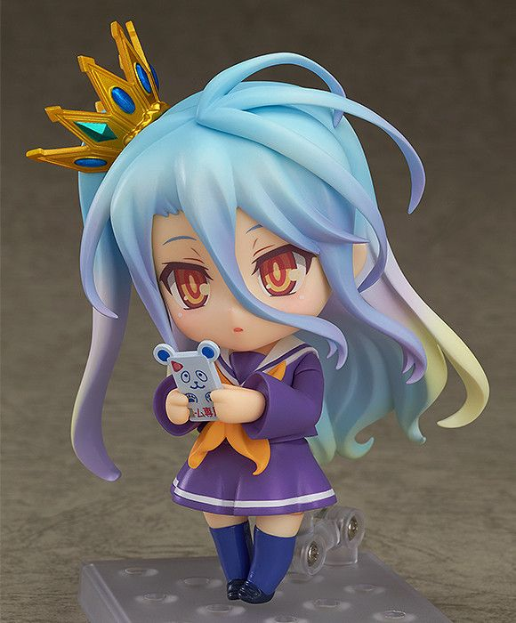 GOOD SMILE COMPANY No Game No Life Nendoroid Shiro - Otaku HQ.com PVC Figure Listing