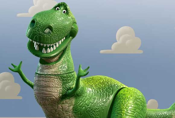 Toy story rex dino mite - Dinosaure toy story ...
