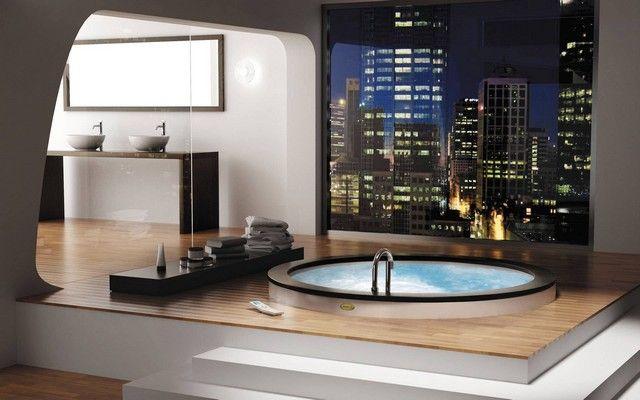 1000 images about salles de bains de luxe on pinterest style sons and design - Salle De Bain Moderne De Luxe