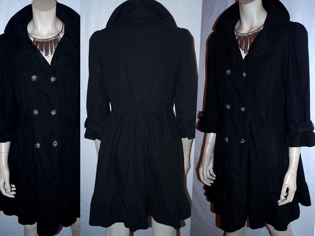 Atmosphere Oryginalny Elegancki Plaszcz 40 42 5301777419 Oficjalne Archiwum Allegro Long Sleeve Dress Dresses With Sleeves Fashion