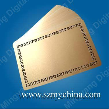 cheap sublimation products letterpressed metal business cardscheap sublimation engraving metal business card