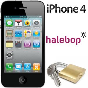 låsa upp operatörslåst iphone 4
