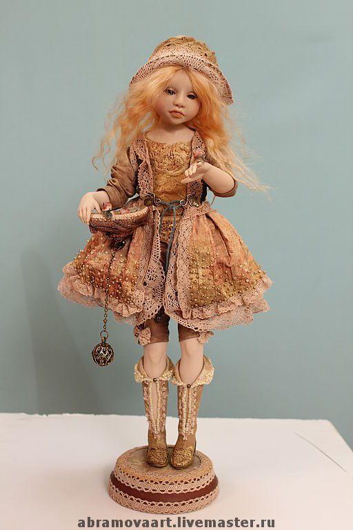 заключить авторские куклы из полимерной глины фото прочные, рассчитанные