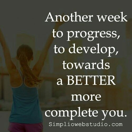 Happy Week Quotes Inspirational: Happy Monday , Let's Make The Best Of A New Week