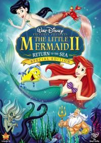 La Petite Sirene En Anglais : petite, sirene, anglais, Little, Mermaid, Petite, Sirène, Affiches, Disney,, Disney