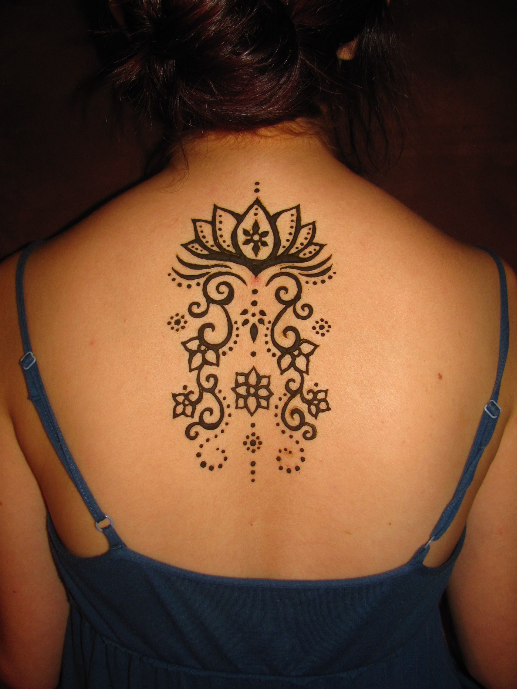 Pretty Lotus Henna Hennas By Me Pinterest Lotus Henna Hennas