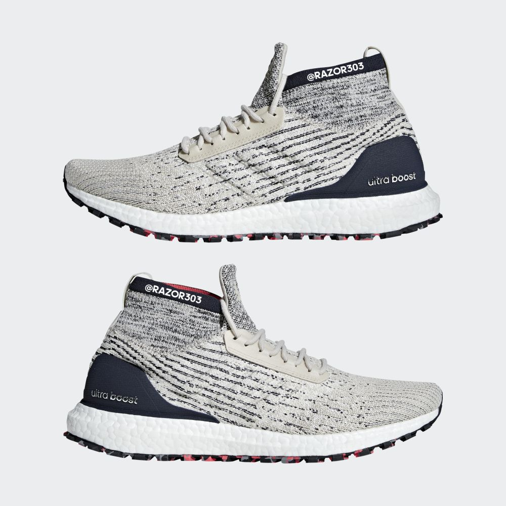 Ultraboost All Terrain Shoes Clear Brown Legend Ink Ftwr White F35237 Adidas Running Shoes Neutral Running Shoes Adidas Ultra Boost