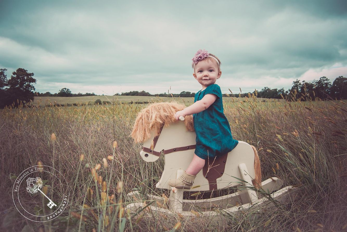 Little Girl Poses Rocking Horse Children Photography Fall Picture Ideas Little Girl Riding A H Birthday Girl Pictures Little Girl Photos Fall Baby Pictures