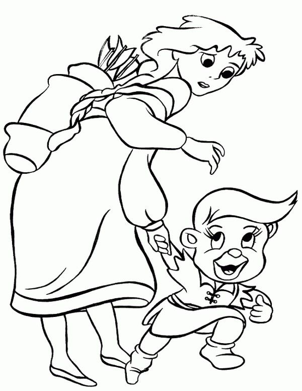 Gummi Bears Coloring Pages 6 | Coloring pages for kids | Pinterest