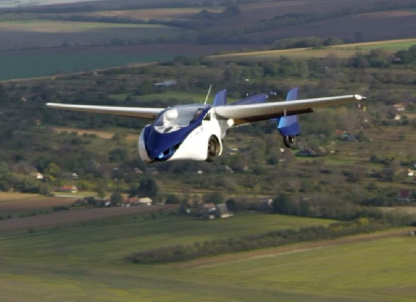 AeroMobil announces its intent to launch its first flying car in ...