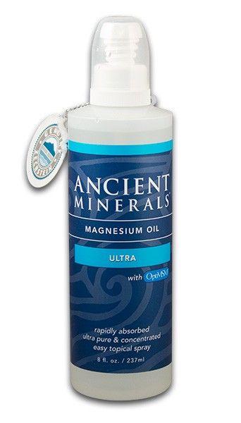 Ancient Minerals Magnesium Oil Ultra