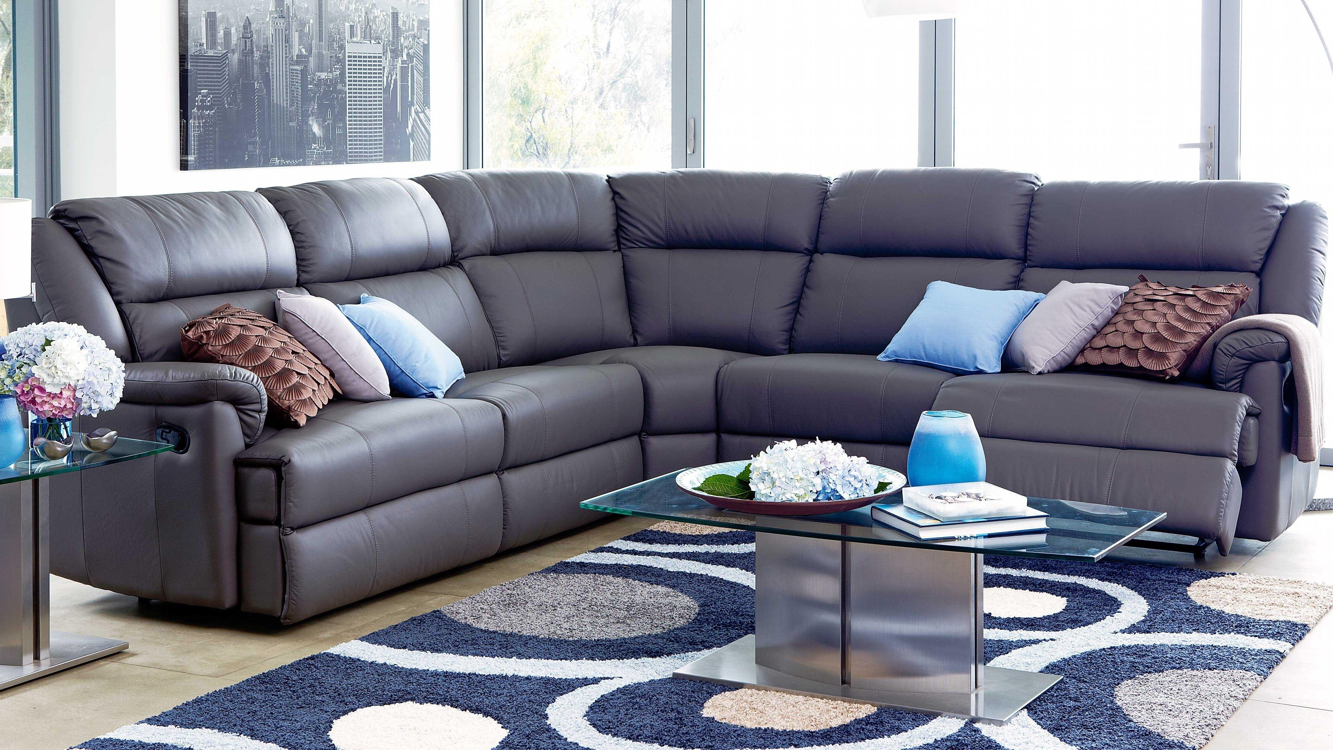 Kato Leather Modular Lounge Suite | Home Ideas | Pinterest