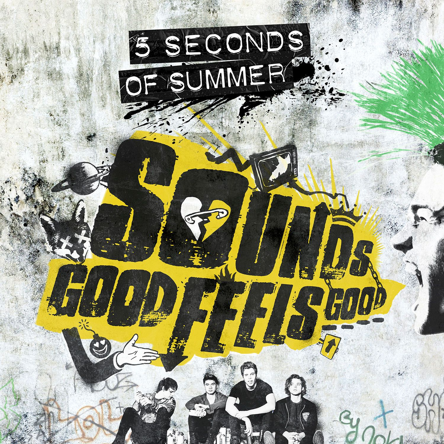 Sounds Good Feels Good Deluxe By 5 Seconds Of Summer On Itunes