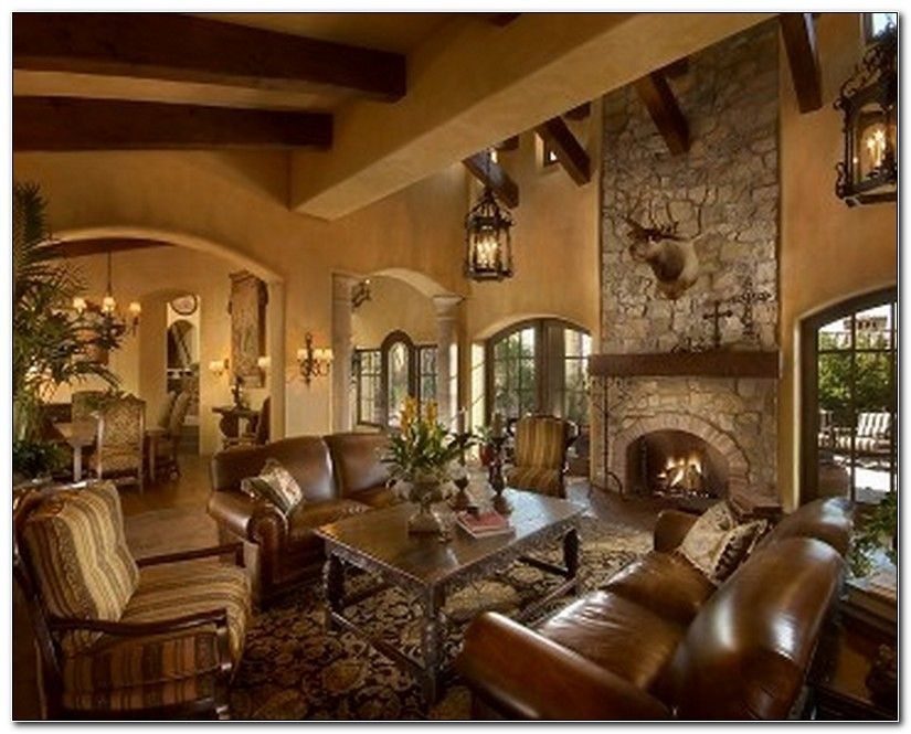 Old World Living Room Tuscan Living Rooms Tuscan Design Tuscan Decorating