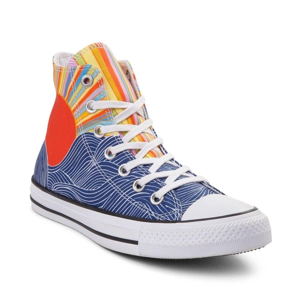 Womens Converse Chuck Taylor All Star Hi Mara Hoffman Sunrise Sneaker