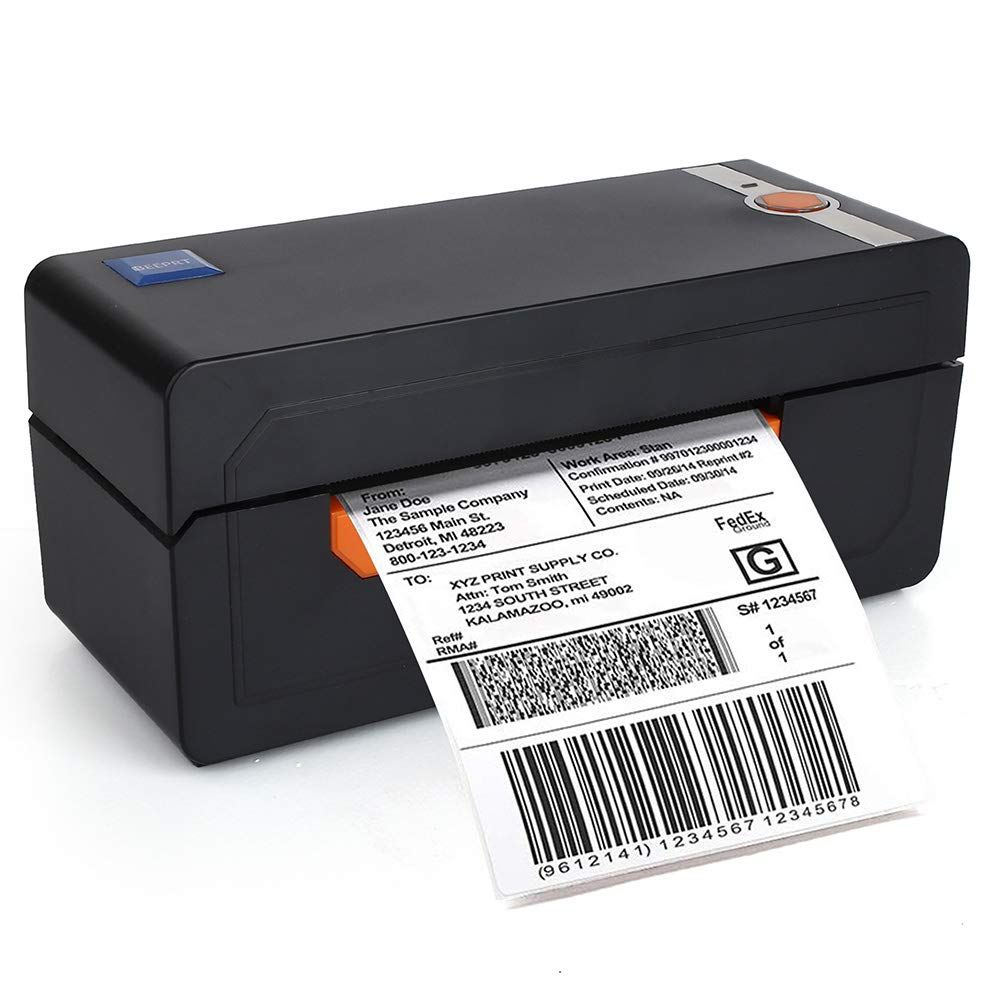 Lotfancy Label Printer Finally Came A Special 30 Off Coupon For You Check It Out On The Page Labelpri Thermal Label Printer Label Printer Thermal Printer