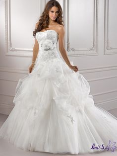 7358f78390 Maggie Sottero Wedding Dresses 2012 — Symphony Collection ekkor ...