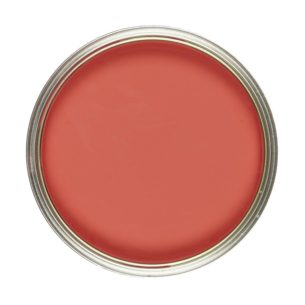 Coral Bedroom Paint Medusa Orange Red Coral Colour Available In Vintro Chalk Paint