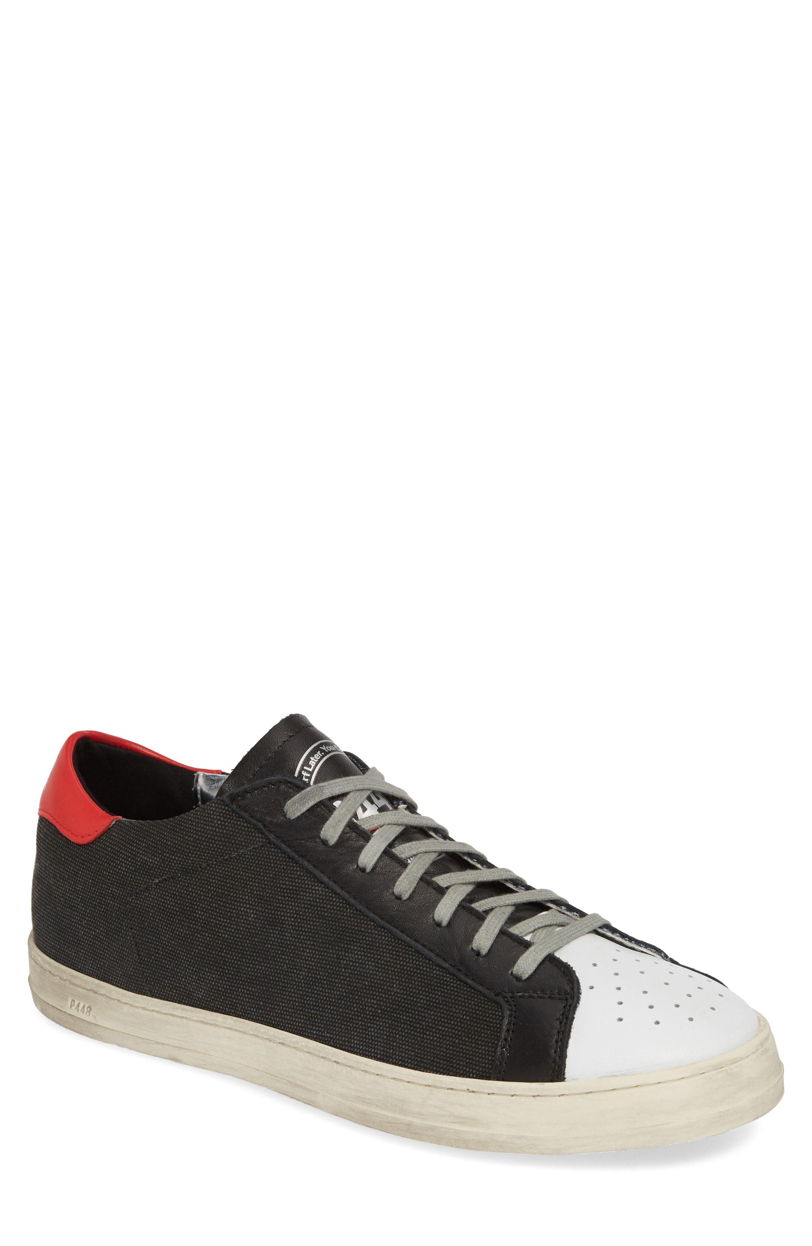 P448 Mens E9 John Sneakers