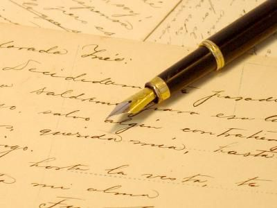 The joy of a handwritten letter in a world where email and text have