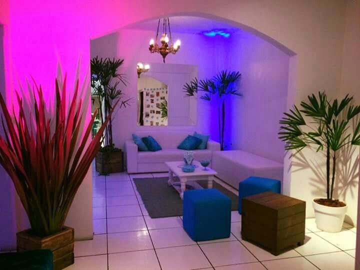 Lounge de entrada Tiffany