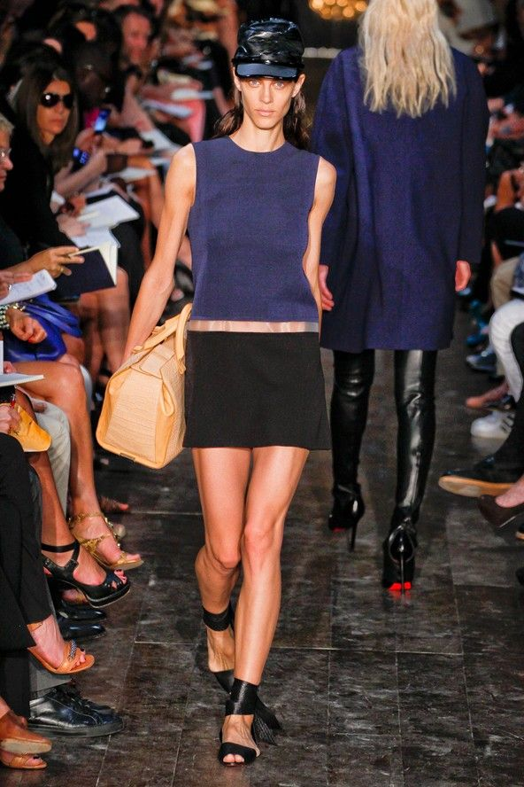 Victoria Beckham Spring/Summer 2012 Ready-To-Wear