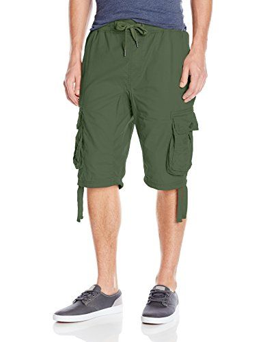 Southpole Boys Big Camo Jogger Shorts