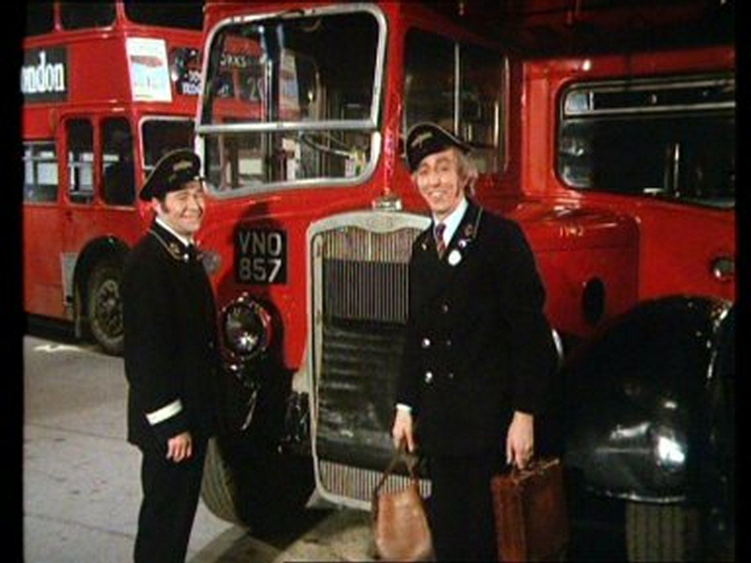 On the Buses Uk tv shows, British British tv
