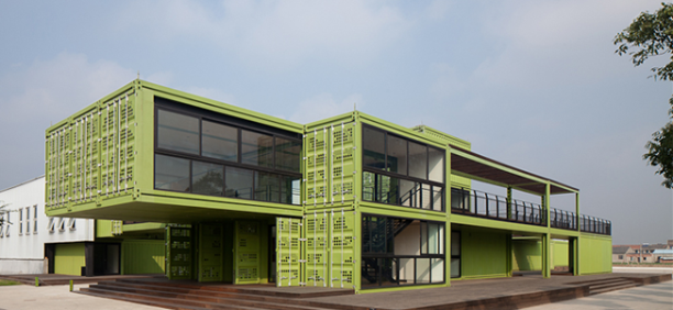 Top 10 Shipping Container Offices Container Architecture Shipping Container Architecture Container Buildings