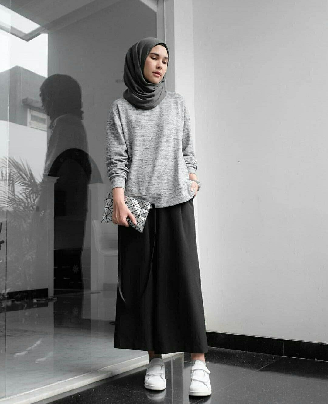Ranihatta | Hijab Chic | Pinterest | Hijab Outfit Ootd And Muslim