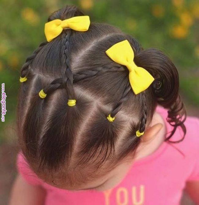 Childrenshairstyles Hair Styles Girls Hairstyles Easy Girl Hair Dos
