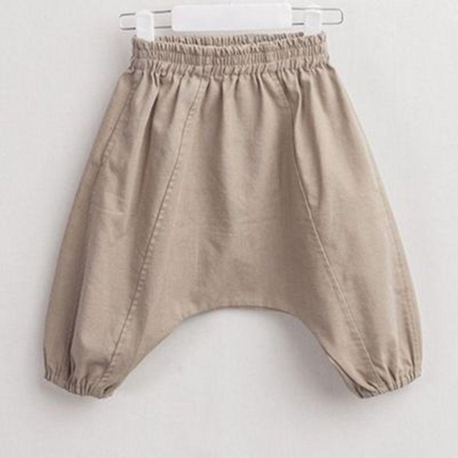 Kinder Hosen Baumwolle Casual Style Solid Baggy Hosen Kinder Jungen ...