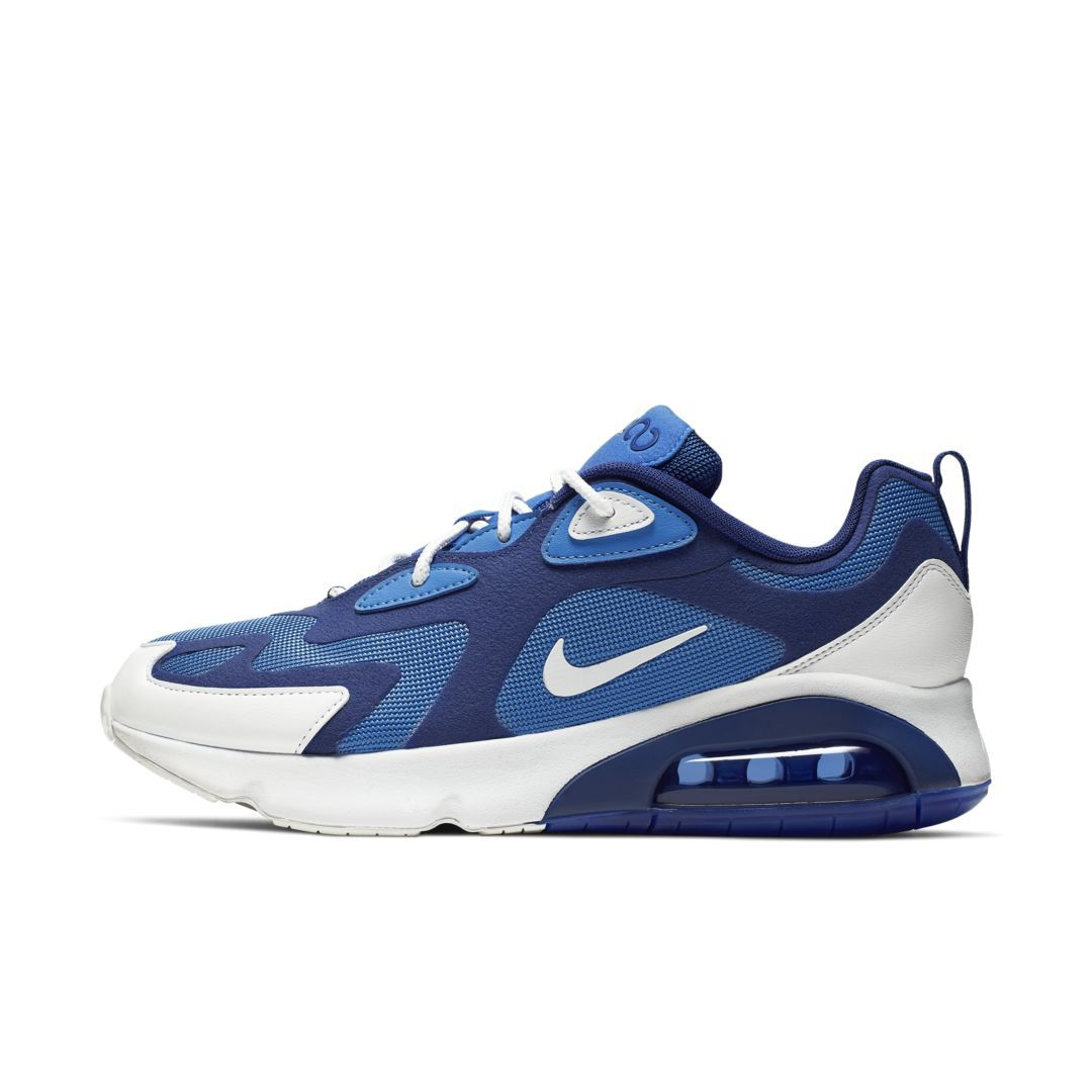 Nike Air Max 200 (Track & Field) Men's Shoe (Pacific Blue
