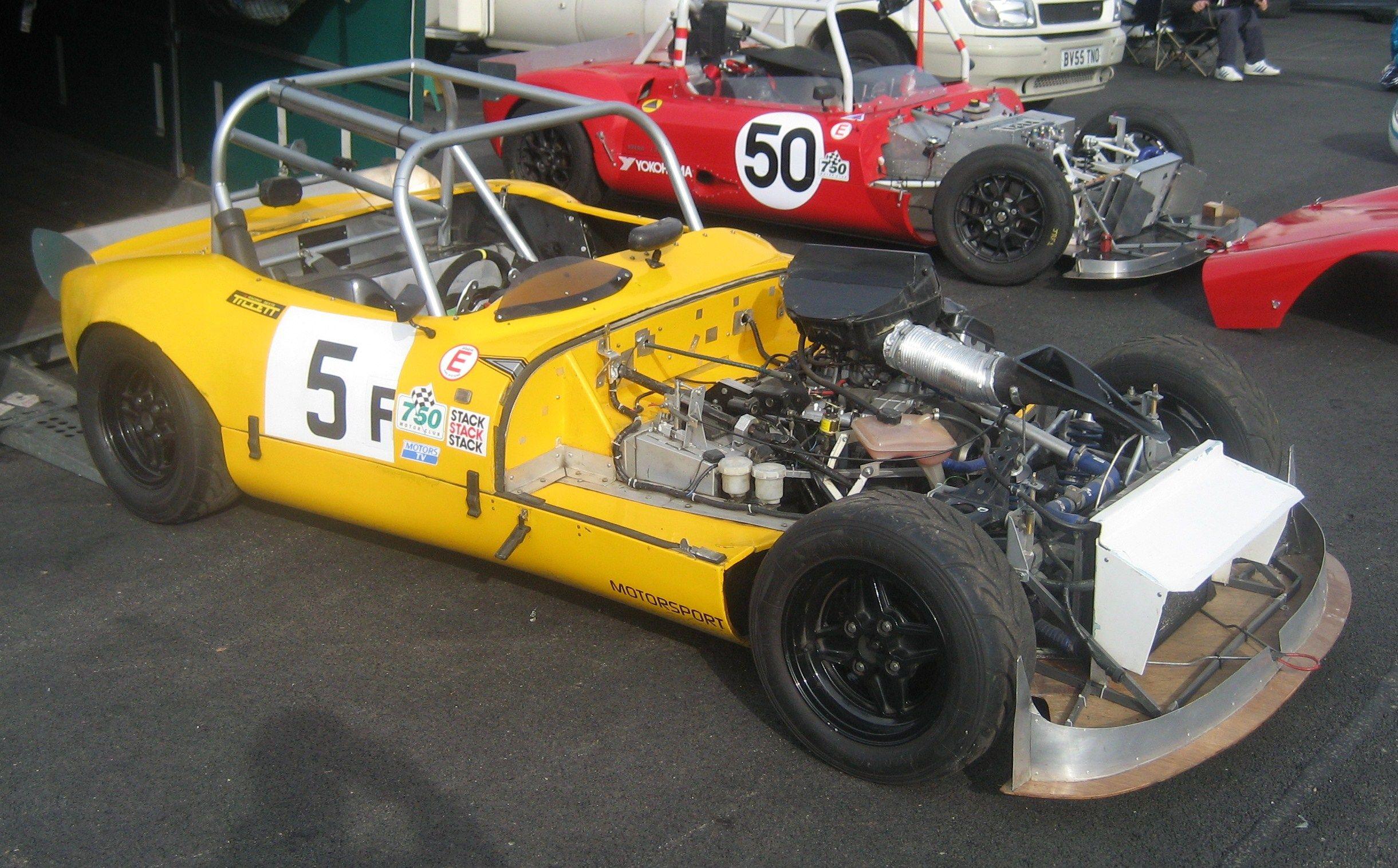 Fisher fury 998cc class f mp kit cars fury clubman
