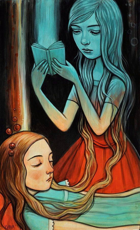 Kelly Vivanco - Storybook