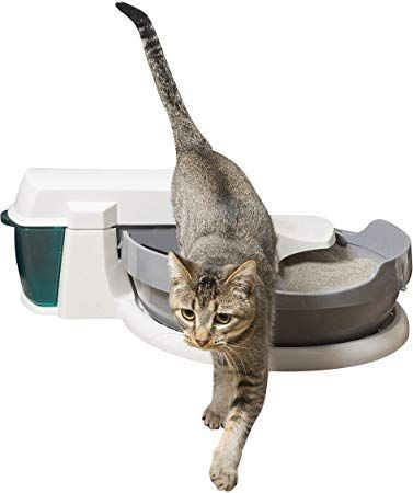 PetSafe Simply Clean SelfCleaning Cat Litter