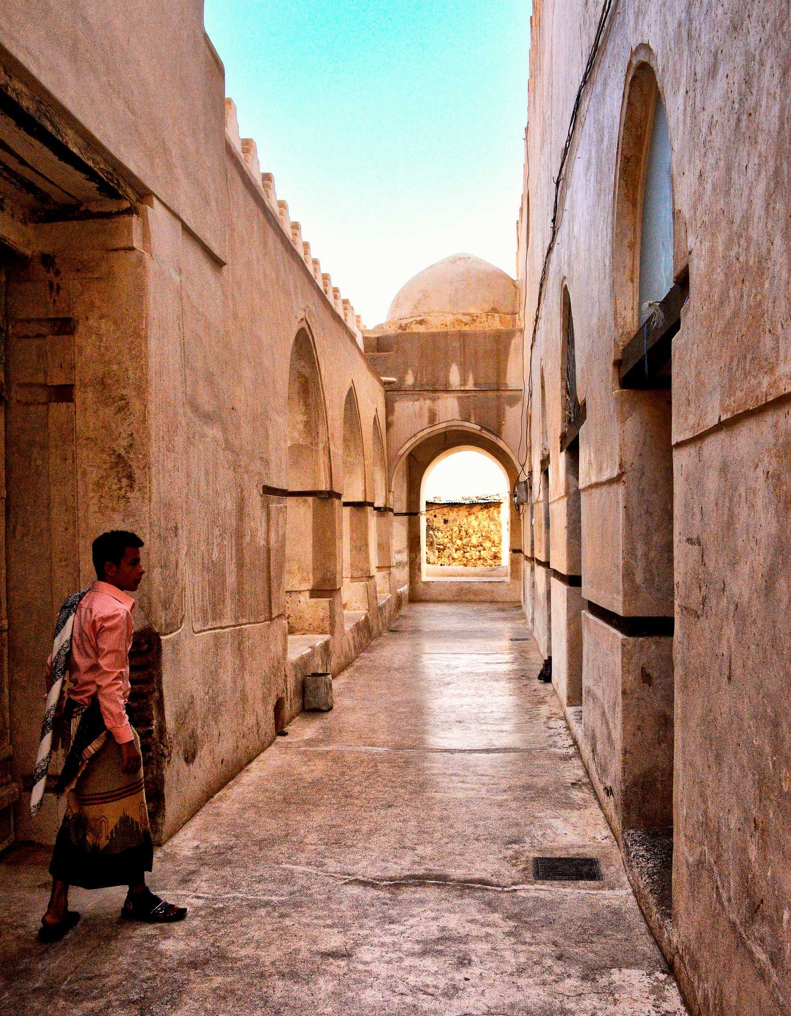 Taiz, Yemen // ©Rod Waddington // Creative Commons